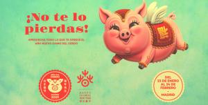 año nuevo chino cerdo